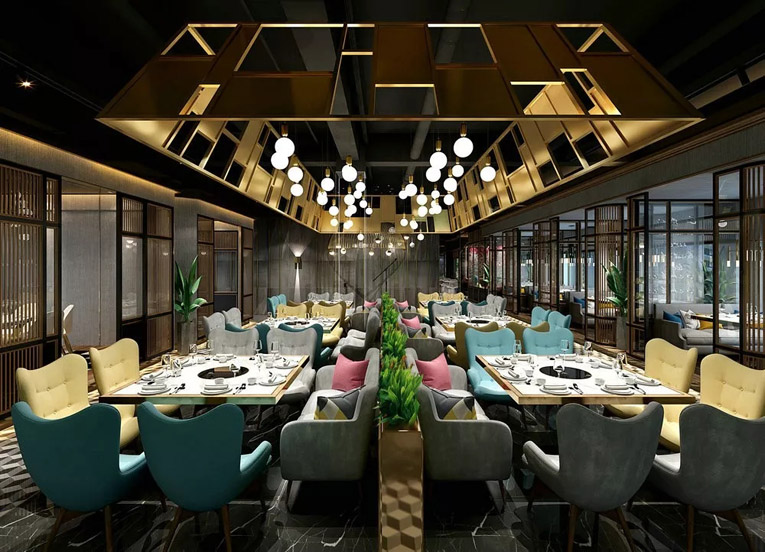 东南亚风格餐饮店室内装饰.jpg