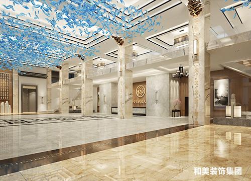 山西平型关国际酒店设计项目