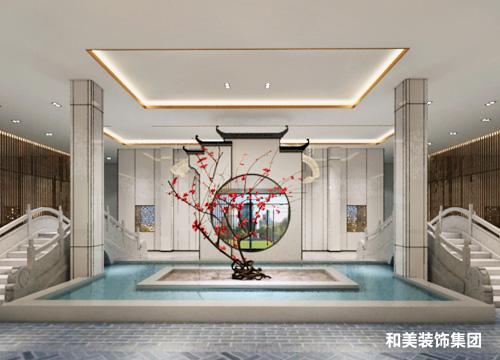 寻乌灵石温泉度假酒店装修设计项目