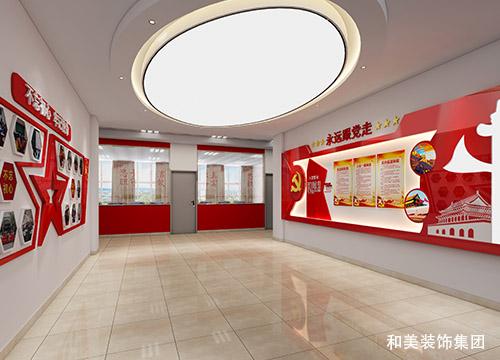 番禺职业技术学院财经学院实训基地(五号楼)环境布置