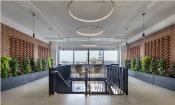 科技公司办公空间设计案例分享
