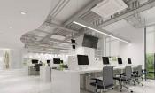 办公室装修设计的细节之美,成就实用美观大方的办公环境