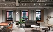 办公室设计-极简风格,演绎现代空间美学