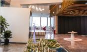房地产公司的办公空间装修设计案例分享
