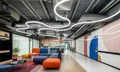利用好办公室的色彩搭配,让人心情舒畅,提高工作效率