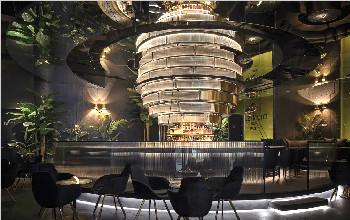 超燃酒吧空间设计,不光有酒还有设计!