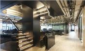 办公室装修设计时,合理利用空间十分重要