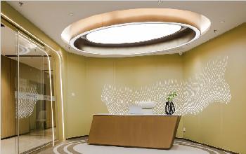 高逼格高品质办公空间设计