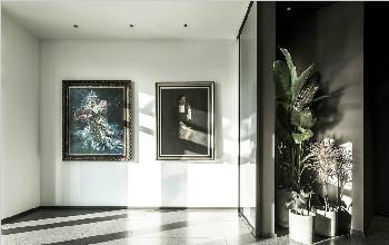 【设计分享】艺术长廊空间