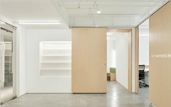  设计分享丨极简日式办公空间