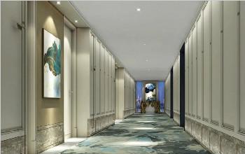 酒店内部装修设计之空间环境的布置