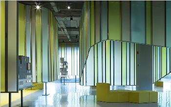 设计分享丨办公室展厅空间