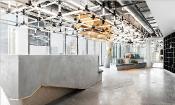 空间设计 | 时尚高科技办公室